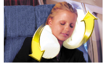Contour Twist Pillow
